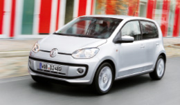 VW eco up! (Foto)