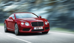 Bentley Continental GTV8 (Foto)