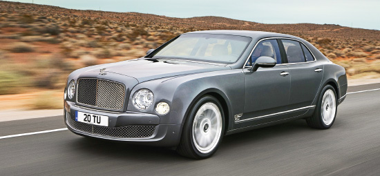 Bentley Mulsanne (Foto)